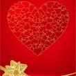 Valentine's day illustration — Wektor stockowy