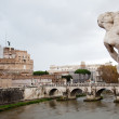 Stock Photo: Architecture of Rome