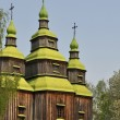 Ancient orthodox church - Stock Photo