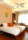 Apartment of the luxury hotel, Pattaya, Thailand — Stock Photo