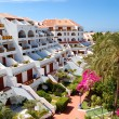Stock Photo: Building and recreation areof luxury hotel, Tenerife island, S