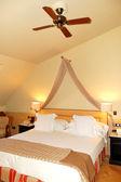 Apartment interior in the luxury hotel, Tenerife island, Spain — Stock Photo