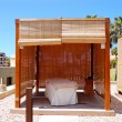 Stock Photo: SPmassage hut at luxury hotel, Tenerife island, Spain