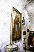 Jerusalem street travel on holy land — Stock Photo