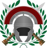 Roman glory — Stock Vector
