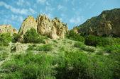 Pięknej górskiej przyrody — Zdjęcie stockowe
