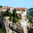 Monastery Varlaam, Meteora, Greece - Stock Photo