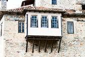 Sentry serf tower, balcony — Stock Photo