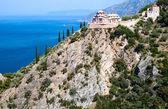 Sacred George's monastery, Athos — Stock Photo
