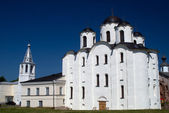 St. Nicholas Cathedral, Great Novgorod, Russia — Stock Photo