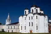 San nicolás catedral, gran novgorod, rusia — Foto de Stock