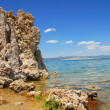 Tufas at Mono Lake — Stock Photo