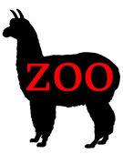 Zoo animals — Stock Photo