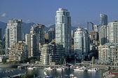 Vancouver skyline — Stockfoto
