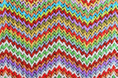 Bright textile — Stock Photo