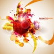 Royalty-Free Stock Vector: Christmas gifts.