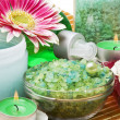 Stock Photo: Spa and aromatherapy