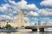 Views of Moscow — Stock Photo