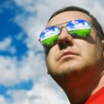 ������, ������: Man in sunglasses Sun Protection