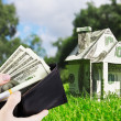 Buying home loans — Stock Photo