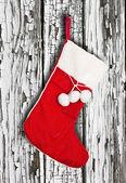 クリスマスを靴下します。 — ストック写真