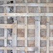 Royalty-Free Stock Photo: Wooden Grid