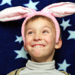 Royalty-Free Stock Photo: Rabbit boy
