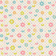 Floral seamless pattern — Stock Photo #5668055
