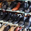 Men footwear — Foto Stock