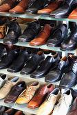 мужская обувь — Стоковое фото