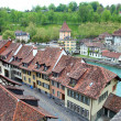 European town Berne - Foto Stock