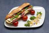 Sandwich mixte — Photo