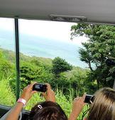 Tourist on vacation. — Stock Photo