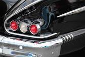 Klassiska vintage bil. — Stockfoto