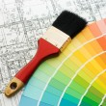 campioni di colore per la selezione — Foto Stock