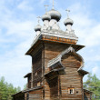 Wooden churches — Stock Photo #6070599