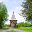 Wooden churches - Stock Photo