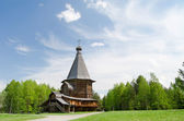 Wooden churches in the north Russia — Stock fotografie