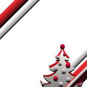 3D Christmas-Xmas — Stock Photo