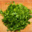 Parsley — Stock Photo #5440474