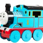 Train toy — Stock Photo