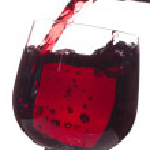 Wine glass — Stock Photo #6133315