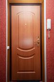 Kapalı kapı — Stok fotoğraf