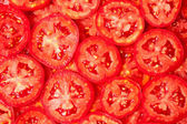 Healthy natural food, background. Tomatoes — Stock Photo