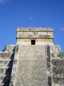 Chichen Itza Pyramid — Stockfoto