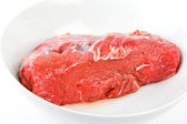 Fresh deer meat — Stock Photo