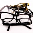 Retro eyeglasses — Stock Photo #6683967