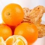 Mandarins — Stock Photo #6683982
