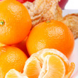 Mandarins — Stock Photo #6683990