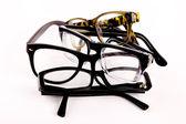 Retro eyeglasses — Stock Photo